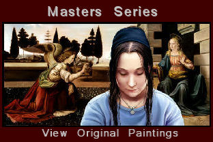 Original Oil Paintings from the Masters Series